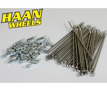 "Haan Wheels, Ekersats (OEM), 18"", BAK, Husqvarna 03-10 TC 450/TE 450, 03-10 TC 250/TE 250, 00-11 WR 250, 00-10 WR 125, 06-10 TC 510, 00 TC 610/TE 410/TE 610, 09-10 TE 310/WR 300, 01-02 TE 400, 04-10 TE 510, 01-03 TE 570, 00-02 WR 360"