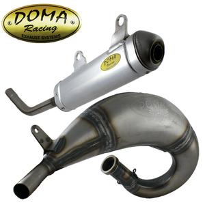 Doma, Ljuddämpare, Honda 02-07 CR125R