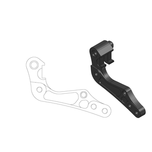 Moto-Master, Adapter till Flames Flytande 270mm skiva, FRAM, KTM 03-09 450 EXC-F, 03-08 450 SX-F, 00-09 250 EXC/300 EXC/400 EXC, 03-09 250 EXC-F, 00-08 250 SX, 03-08 250 SX-F, 04-09 125 EXC, 00-08 125 SX/400 SX, 07-08 144 SX/505 SX-F, 00-03 200 EXC, 03 20