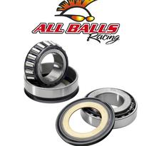 All Balls, Styrlager, KTM 04-21 85 SX, 00-21 65 SX, 98-00 60 SX, 06-07 50 SX, 10-21 50 SX, 20-21 SX-E 5, Husqvarna 14-19 TC 85 (17/14)/TC 85 (19/16), 20-21 TC 85/EE 5, 17-21 TC 65, 18-21 TC 50, 21 TC 50 Mini, 18-20 TC 50 MINI