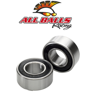 All Balls, Hjullagersats Fram/Bak, Kawasaki 01-20 KX85, 00-20 KX65, 83-03 KX60, 08-13 KLX140, 98-16 KX100, 98-00 KX80, Suzuki 03-05 RM65, 03 RM60