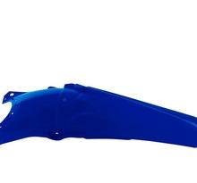 Bakskärm Blå