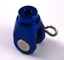 Holeshot, Stopp/Justering Bromspedal, BLÅ, Yamaha 03-18 WR450F, 03-17 YZ450F, 03-07 WR250, 17-18 WR250, 03-20 WR250F, 08-20 WR250R, 03-21 YZ250/YZ250F, 03-07 WR125, 03-21 YZ125