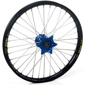 """Haan Wheels, Komplett Hjul, 1,60, 21"""", FRAM, SVART BLÅ, Kawasaki 06-18 KX450F, 06-08 KX250, 19-20 KX250, 06-18 KX250F, 06-08 KX125"""