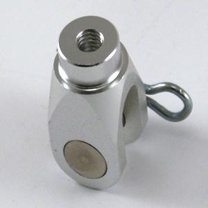 Holeshot, Stopp/Justering Bromspedal, SILVER, Suzuki 17-18 RMX450Z, 05-17 RM-Z450, 05-20 RM-Z250
