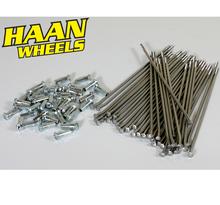 "Haan Wheels, Ekersats (OEM), 18"", BAK, Suzuki 93-10 RM250, 93-10 RM125"