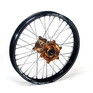 """Haan Wheels, Komplett Hjul A60, 2,15, 19"""", BAK, SVART BRONS, Kawasaki 19-20 KX450, 06-18 KX450F, 03-08 KX250, 19-20 KX250, 04-18 KX250F, 03-08 KX125"""