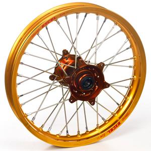 """Haan Wheels, Komplett Hjul, 2,15, 19"""", BAK, GULD BRONS, Kawasaki 19-20 KX450, 06-18 KX450F, 03-08 KX250, 19-20 KX250, 04-18 KX250F, 03-08 KX125"""