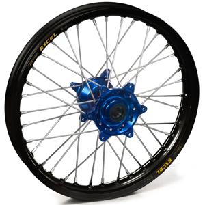 """Haan Wheels, Komplett Hjul, 2,15, 19"""", BAK, SVART BLÅ, Kawasaki 19-20 KX450, 06-18 KX450F, 03-08 KX250, 19-20 KX250, 04-18 KX250F, 03-08 KX125"""