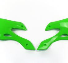 Kylarvingar Grön