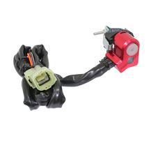 Holeshot, Dödarknapp, CNC Aluminum, Honda 09-12 CRF450R, 10-13 CRF250R