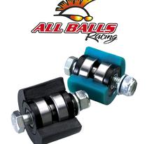 All Balls, Kedjerulle Övre/Nedre, Kawasaki 83 KX250, 83 KX125/KX500, 03-04 KLX400 SR, R, Yamaha 81-82 YZ80, Suzuki 13-17 RM-Z450, 01-07 DR-Z250, 80-00 RM250, 89-98 RMX250, 13-20 RM-Z250, 85 RM125, 87-00 RM125, 00-10 DR-Z400