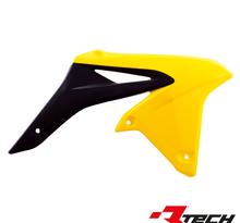Rtech, Kylarvingar, GUL SVART, Suzuki 10-18 RM-Z250