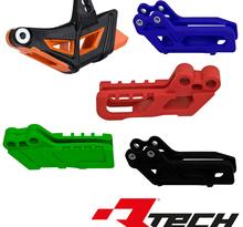 Rtech, Kedjestyrare, SVART, Kawasaki 03-08 KX250, 04-05 KX250F, 03-08 KX125, Suzuki 05-06 RM-Z450, 04-06 RM-Z250