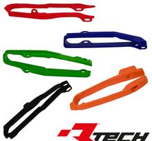 Rtech, Svingskydd Del, SVART, KTM 12-21 450 EXC-F, 12-15 450 SX-F, 18-21 250 EXC TPI/300 EXC TPI, 12-17 250 EXC/300 EXC, 12-21 250 EXC-F, 11-16 250 SX, 11-15 250 SX-F, 12-21 350 EXC-F, 11-15 350 SX-F, 12-16 125 EXC/200 EXC/500 EXC, 11-15 125 SX/150 SX, 17