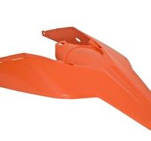 B.skärm/Sidop. KTM SX/SXF, 07-10 Orange