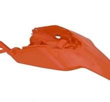 Bakskärm/Sidopanel  KTM SX 65, 09-15 Orange