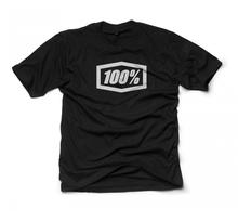 100%, ESSENTIAL TEE-SHIRT, VUXEN, L, SVART
