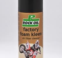 Rock Oil, Factory Foam Kleen spray 400ml