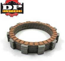 DP Brakes, Friktionslameller, Honda 02-10 CRF450R, 05-16 CRF450X, 90-07 CR250R, 87-01 CR500R