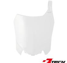 Rtech, Nummerplåt, VIT, Honda 13-16 CRF450R, 14-17 CRF250R
