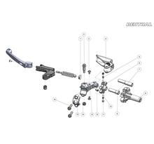 Renthal, Intellilever Clutch Justerhjul till LV-111
