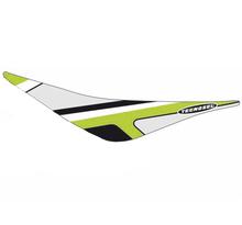 Tecno-X, Dekal Grip  KX 125/250, 99-02, Kawasaki 99-02 KX250, 99-02 KX125