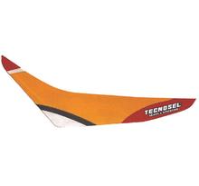 Tecno-X, Dekal RM 125, 96-00 Gul/Röd, Suzuki 96-00 RM125
