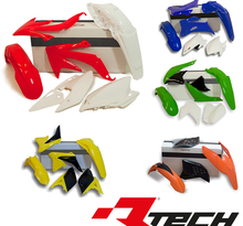 Rtech, Plastkit, O.E.M, KTM 14-16 450 EXC-F, 14-16 250 EXC/250 EXC-F, 14-16 350 EXC-F, 14-16 125 EXC/200 EXC/300 EXC/500 EXC