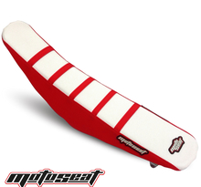 MotoSeat Ribbat Överdrag Limited CRF 250, 10-13, CRF 450 09-12