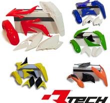 Rtech, Plastkit, O.E.M, Yamaha 16-18 WR450F, 15-19 WR250F