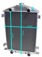Aluminiumkyl - Hotrod Ford Sidventil etc..
