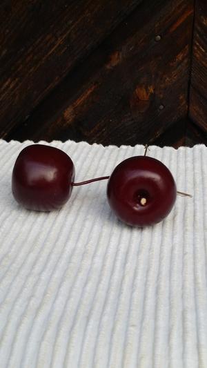 Äpple/tråd burgundy, 45mm