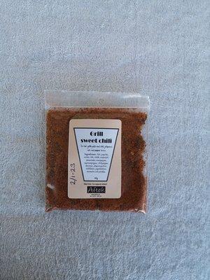 Krydda, Grill sweet chili, 40g, Aftek