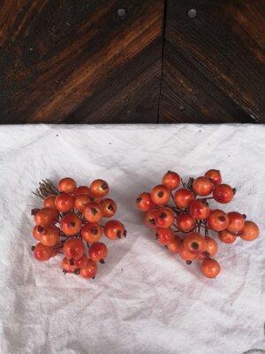 Bär/knippe, orange, 13mm