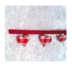 Dekorationsband - Hjärta