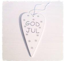Hänge Hjärta -  God Jul