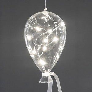 Glasballong Led - Stor