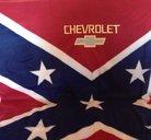 Chevrolet Sydstatspläd