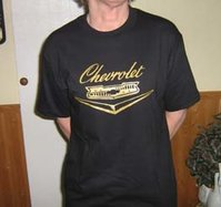 Chevrolet old T-shirt