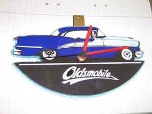 Oldsmobile klocka