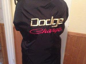 Dodge charger vindjacka