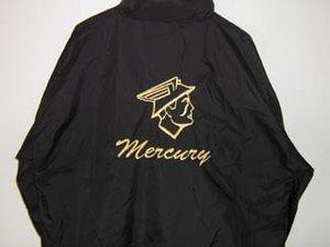 Mercury vindjacka