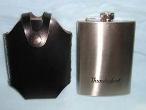 Thunderbird 25cl plunta