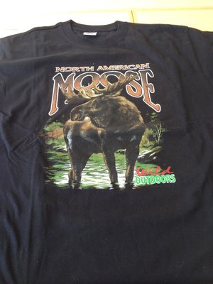 North American T-shirt