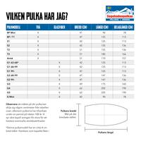 Fastening list with plastikrunner ( changable)