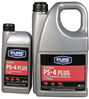 PS4 Engine Oil
