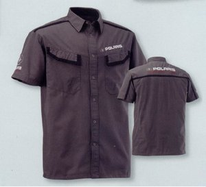 Shirt Mechanics Charcoal