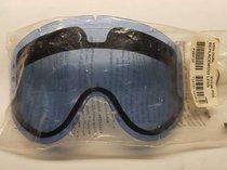 Smith dubbelt siktglas för skyddsglasögon BLÅ
