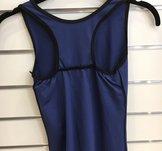 Mörkblått linne från Sagester